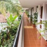 Hotel coridoor