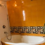 four bedroom villa bathroom